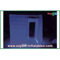 Wholesale Commercial Inflatable Blow Up Photo Booth Oxford Cloth For Club / Holiday from china suppliers