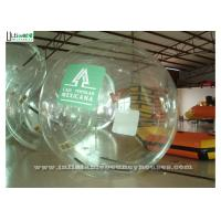 Wholesale 1.0MM TPU Inflatable Walk On Water Balls For Inflatable Pool Or Sea Beach from china suppliers