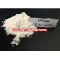 Wholesale No Side Effects Weight Loss Steroids Powder Orlistat for Slimming and Antidepressant CAS 96829-58-2 from china suppliers