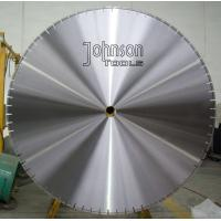 Wholesale 1100mm laser saw blade for prestressed concrete cutting , 44 Inch saw blade, fast cutting and long life from china suppliers