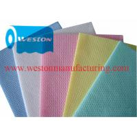 Wholesale Microfiber NonWoven Fabric Nonwoven fabric of spunlace non wovens plain surface spun lace from china suppliers