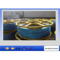 Wholesale Anti Twisting Flexible Steel Wire Rope / Braided Steel Rope 1000m Standard Length from china suppliers