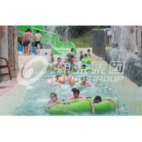 Wholesale Strong Large Water Park Lazy River / Galvanized Carbon Steel Supporting from china suppliers