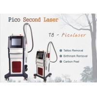 Buy cheap Pico Second Laser Picosure For Tattoo Removal Pigmentation Removal Skin Rejuvenation Machine from wholesalers
