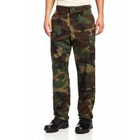 Wholesale Comfortable Military Cargo Pants Polyester Cotton Wrinkle Resistant from china suppliers