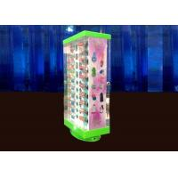 Wholesale Rotary Electronic Pedestal Acrylic Display Stands With LED Lighting , Eco Friendly from china suppliers