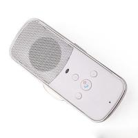 Wholesale Speakerphone Speaker Hands Free Cell Phone Car Kit With Sun Visor Clip from china suppliers
