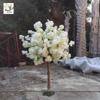 Wholesale UVG CHR144 event table centerpieces artificial wedding tree with cherry blossoms for indoor decoration from china suppliers