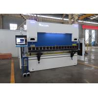 China CNC Hydraulic Press Brake 400 ton x 6000mm with for Bending Hardox steel 3/16 thickness on sale