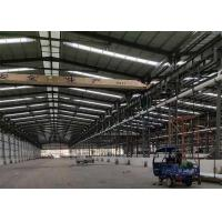 Wholesale Factory Workshop Building Prefab Warehouse Steel Frame Workshop from china suppliers