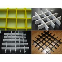 Wholesale Customized Fabrication Open Cell Ceiling Tiles /  Aluminum Metal Grid Ceiling from china suppliers