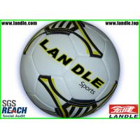 Wholesale Official Size  Weight Genuine Leather Soccer Ball Hand Stitched Hand Made from china suppliers