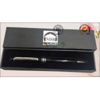 Wholesale Luxury Rigid Cover Office Paper Box , Hard Cardboard Pen Presentation Packaging Box from china suppliers