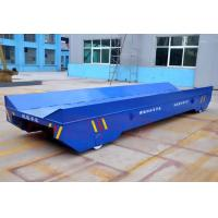 Buy cheap Mobile Cable High Frequency Industrial Rail Trolley from wholesalers