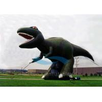 Wholesale Giant Dinosaur Inflatable Cartoon Characters 4M Height For Exhibitions from china suppliers