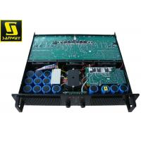 Wholesale Portable 2 Channel Speaker Amplifier 2900W 2 Channel Audio Amplifier For Concert from china suppliers