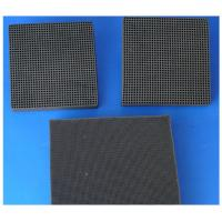 Wholesale Thermal Shock Active Carbon Honeycomb Ceramic Plate With Large Surface Area from china suppliers