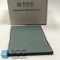 Buy cheap Crystal Gray Tempered Glass Panel price 4mm 5mm 6mm 8mm 10mm 12mm from wholesalers