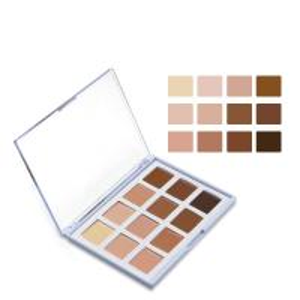 China 12 Colors Contour Palette Make Your Perfect Face Best Face Makeup Concealer on sale