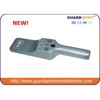 Wholesale Mini Portable Security Body Scanner , Super Sensitivity Handheld Metal Detector For Airport from china suppliers