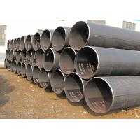 Wholesale Cold Drawn Thin Wall Steel Tubing , Mild Steel Pipe With Hot / Cold Finished from china suppliers