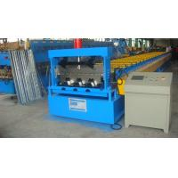 Wholesale 22kw Steel Deck Roll Forming Machine With 30 Groups Rollers for Material Handling from china suppliers