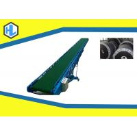 Wholesale Construction Inclined Rubber Belt Conveyor With 5 - 20m Transmission Length from china suppliers