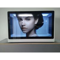 Wholesale Digital Transparent LCD Showcase 22 Inch Size Infrared / Capacitive Touch Screen from china suppliers