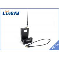 Buy cheap NLOS COFDM Wireless HDMI Transmitter H.264 Adjustable digital from wholesalers