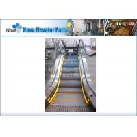 Wholesale 800MM Automatic Elevators Components , 30 Degree Electric Mechanical Escalator from china suppliers