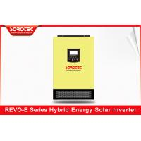 Buy cheap On Off Gird Hybrid Inverter Connected with Battery for Office Appliances 5kw from wholesalers