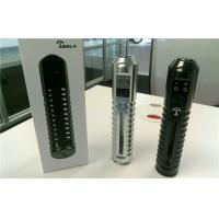 Wholesale Quit Smoking 300 puffs Black Tesla Electronic Cigarette Clearomizer 2200mah from china suppliers