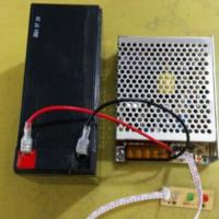 Wholesale 12v 3a 5a power supply with back up battery automatic battery charger for access control machine from china suppliers