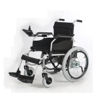 Wholesale Professional Steel Frame Motorised Wheel Chair Automated Adult / Kids Wheelchair from china suppliers