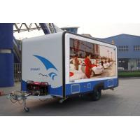 Wholesale Outdoor Truck Mounted Full Color Mobile LED Screens Billboard with low power consumption from china suppliers
