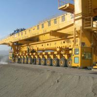 Wholesale Girder Transporter Heavy Cargo Trucks Tunnel - Crossing Beam Conveying Vehicle from china suppliers