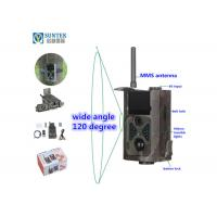 Wholesale 1080P Infrared 120 Degree Wide View Digital Scouting Camera MMS SMTP GPRS from china suppliers