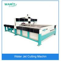 Buy cheap 2000*4000mm 420Mpa CNC 100mm rubber water jet cutting machine with CE from wholesalers