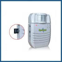 Wholesale COMER Indoor alarm Speaker Motion Sensor player for supermaket from china suppliers