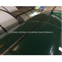 Buy cheap SGCC ASTM Green PPGI Prepainted Galvanized Steel Sheet In Coil Z80 0.15 x 1200MM from wholesalers