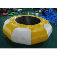 Wholesale Hot Sale Platinum Supertramp Water Trampoline ,  Inflatable Water Games from china suppliers