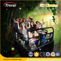 Wholesale Hydraulic / Electronic System 7d Motion Ride Simulator 7d Cinema With 4d Motion Chair from china suppliers