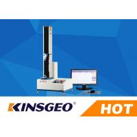Wholesale High Precision Peel Adhesion Test Equipment With Metal / Rubber Material from china suppliers