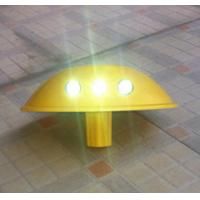 Buy cheap reflective ABS plastic round road stud DIA 150mm customized  Raised Pavement Marker from wholesalers