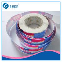 Wholesale Roll Adhesive Glossy Label For Plastic Bottle  / Self Adhesive Plastic Labels In Roll from china suppliers