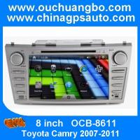 Wholesale Ouchuangbo Toyota Camry 2007-2011 radio DVD with gps navigation bluetooth OCB-8611 from china suppliers