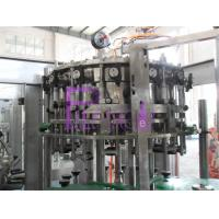 Wholesale Beer Bottle 3-in-1 Rinsing Filling Capping Machine , Liquid Filler Equipment from china suppliers