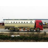 Wholesale 8x4 , 371 Hp Chemical Tanker Truck / Liquid Tank Truck 30cbm Volume from china suppliers