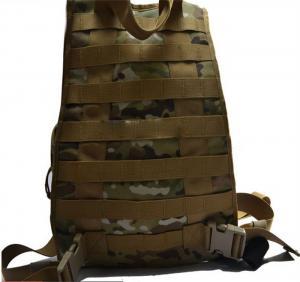 Quality Military Level 2 Bullet Proof Vest , Light Bulletproof Tactical Vest for sale
