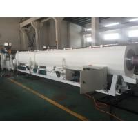 Wholesale Electric Conduit Pipe PVC Pipe Extrusion Line Stable Output Single Screw Extruders from china suppliers